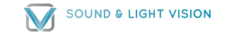 sound and light vision veranstaltungstechnik logo weiß