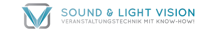 sound and light vision veranstaltungstechnik logo