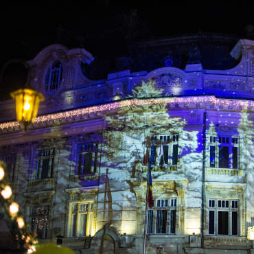 Architekturbeleuchtung Bonn Veranstaltungstechnik